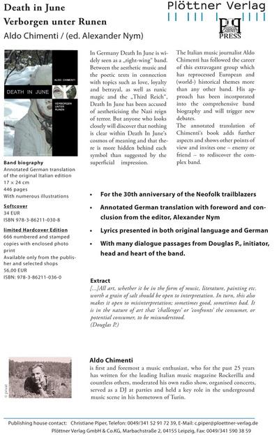 e5b3962d2866e5 DEATH IN JUNE Official Site